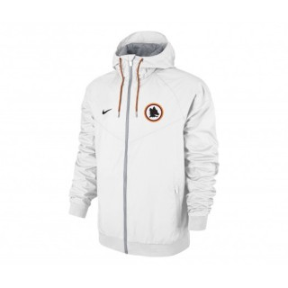 Coupe Vent Nike Authentic AS Roma Blanc