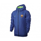 Coupe Vent Nike FC Barcelone Bleu