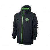 Coupe Vent Nike Inter Milan Authentic Noir