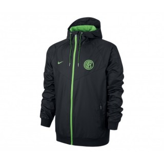 Coupe Vent Nike Inter Milan Authentic Noir