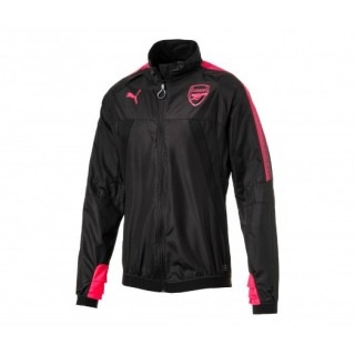 Coupe Vent Puma Arsenal Noir