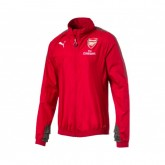 Coupe Vent Puma Arsenal Rouge