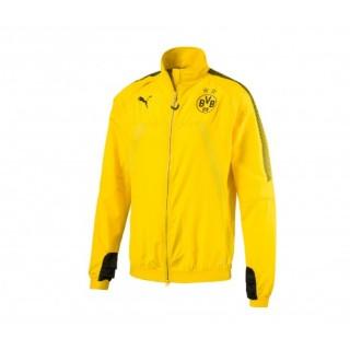 Coupe Vent Puma Borussia Dortmund Jaune
