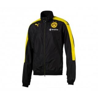 Coupe Vent Stadium Puma Dortmund Noir
