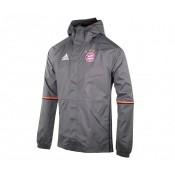 Coupe Vent adidas Bayern Munich Gris