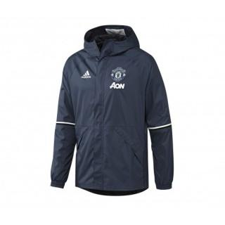 Coupe pluie adidas Manchester United Bleu