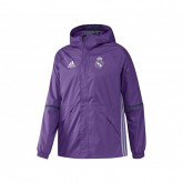 Coupe pluie adidas Real Madrid Violet
