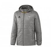 Doudoune à capuche adidas Juventus Gris