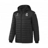 Doudoune à capuche adidas UCL Real Madrid Noir