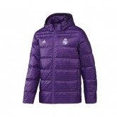 Doudoune adidas Real Madrid Violet