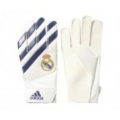 Gants Gardien adidas Lite Real Madrid Blanc