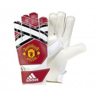 Gants Gardien adidas Manchester United Rouge