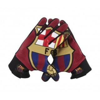 Gants Joueur Nike FC Barcelona Hyperwarm Noir