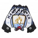 Gants Joueur Nike Manchester City Hyperwarm Noir