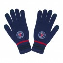 Gants Paris Saint-Germain Logo Bleu