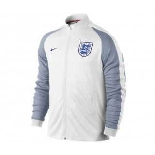 La veste Nike Authentic de l'Angleterre en Blanc