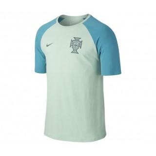 Le T-shirt Match Nike de l'Équipe du Portugal en Vert