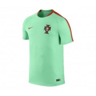 Le maillot d'Entraînement Nike Flash du Portugal en Vert