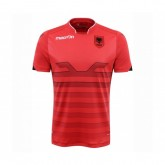 Maillot Albanie Domicile 2016/17 Rouge