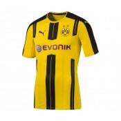 Maillot Authentique Puma Borussia Dortmund Domicile 2016/17 Jaune