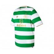 Maillot Celtic Glasgow Domicile 2017/2018 Blanc/Vert