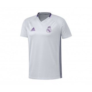Maillot Entraînement adidas Real Madrid Blanc