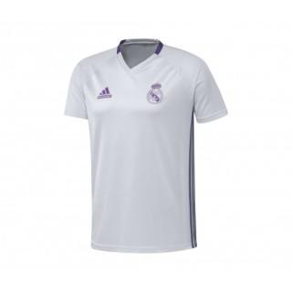 Maillot Entraînement adidas Real Madrid Blanc Enfant