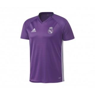 Maillot Entraînement adidas Real Madrid Violet Enfant
