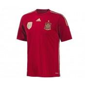 Maillot Espagne Coupe du Monde 2014