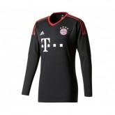 Maillot Gardien adidas Bayern Munich 2017/18 Noir