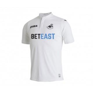Maillot Joma Swansea City Domicile 2016/17 Blanc