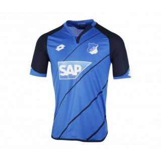 Maillot Lotto Sport Hoffenheim Domicile 2016/17 Bleu