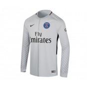 Maillot Manches Longues Nike Paris Saint-Germain Gardien Gris
