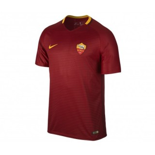 Maillot Match AS Roma Domicile 2016/17 Rouge