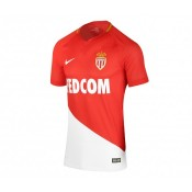 Maillot Match Nike AS Monaco Domicile 2017/18 Rouge