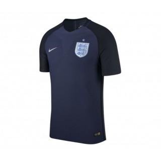 Maillot Match Nike Angleterre Extérieur 2017/18 Bleu