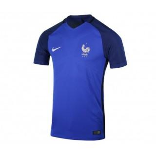 Maillot Match Nike France FFF Domicile 2016/17 Bleu