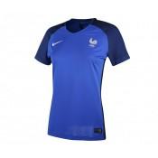 Maillot Match Pro France FFF Domicile 2016/17 Femme