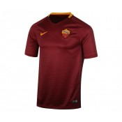 Maillot Nike AS Roma Domicile 2016/17 Rouge Enfant