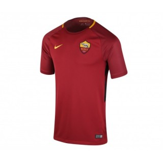Maillot Nike AS Roma Domicile 2017/18 Rouge