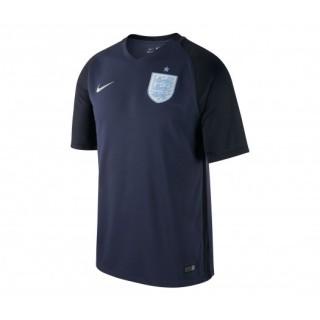Maillot Nike Angleterre Extérieur 2017 Bleu