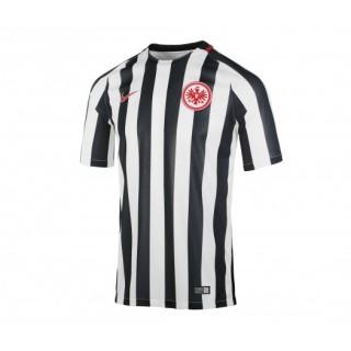 Maillot Nike Eintracht Francfort Domicile 2016/17 Blanc et Noir