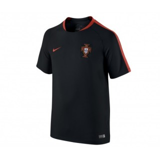 Maillot Nike Entraînement Flash Portugal Noir