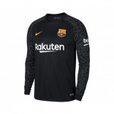 Maillot Nike FC Barcelone Gardien Noir