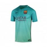 Maillot Nike FC Barcelone Third 2016/17 Vert