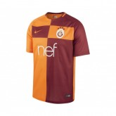 Maillot Nike Galatasaray Domicile 2017/18 Orange