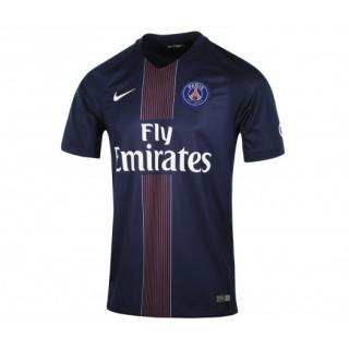 Maillot Nike Paris Saint-Germain Domicile 2016/17 Bleu Enfant