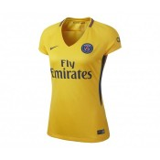 Maillot Nike Paris Saint-Germain Domicile 2017/18 Jaune Femme