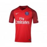 Maillot Nike Paris Saint-Germain Extérieur 2016/17 Rouge Enfant