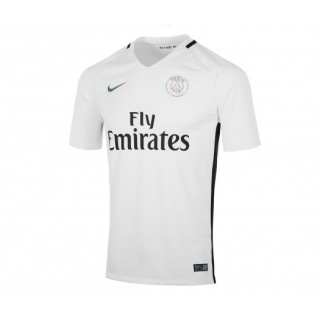 Maillot Nike Paris Saint-Germain Third 2016/17 Blanc Enfant
